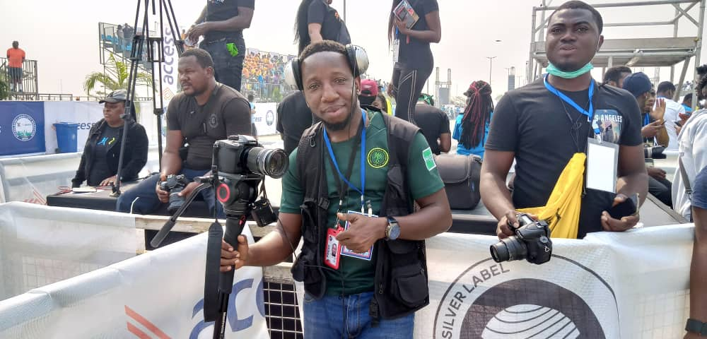 How I began My Filmmaking Journey in Amaka Igwe's Studio - Ene Victor Kene