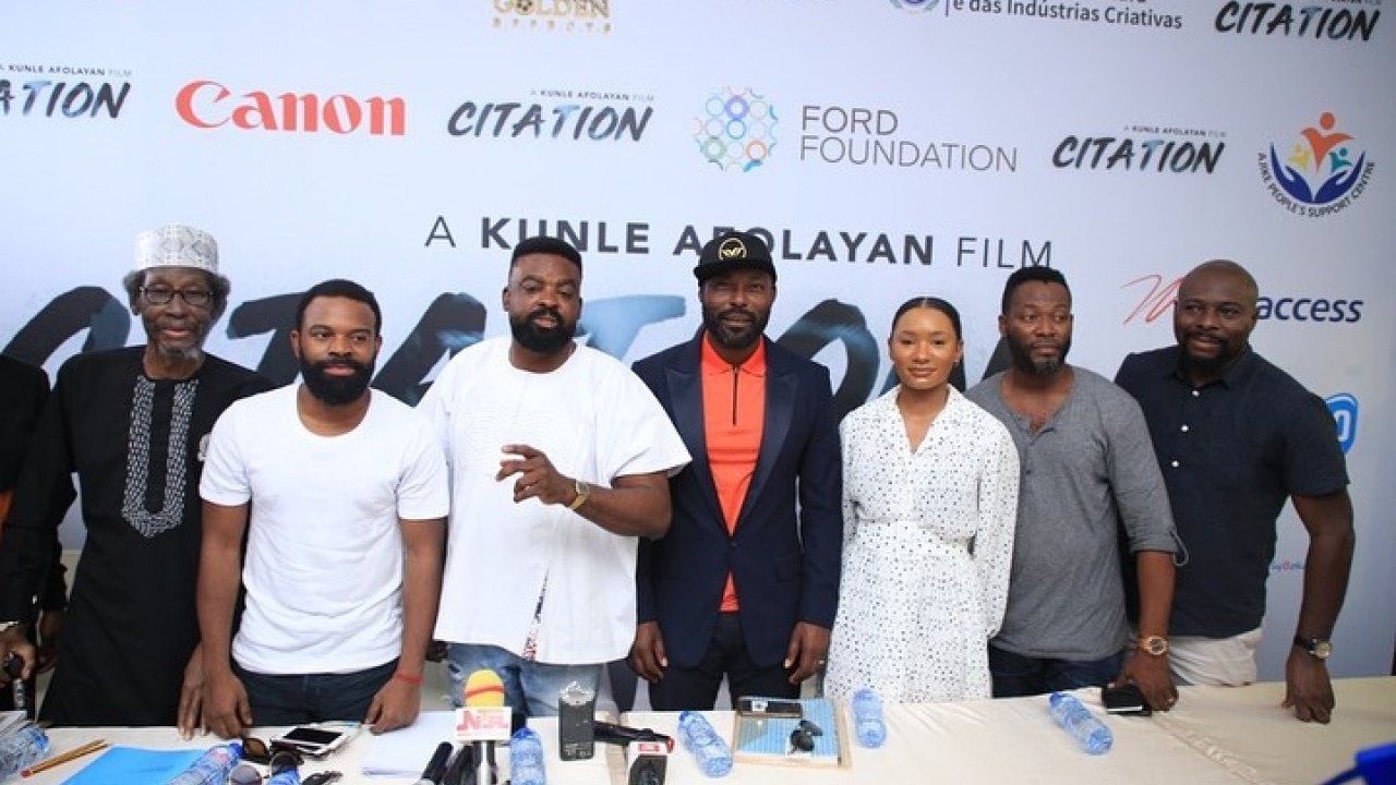Citation Movie: Another Kunle Afolayan Hit or Miss?